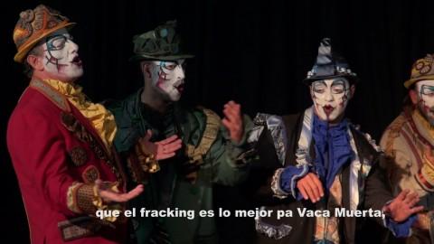NO al Fracking - Murga El Remolino - 2018